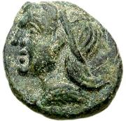Chalkon (Megalopolis) – avers