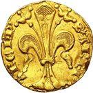 Florin - Etienne II de la Garde (1351-1359) – avers