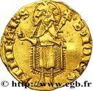 Florin - Etienne II de la Garde (1351-1359) – revers