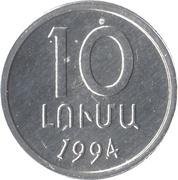 10 lumas -  revers