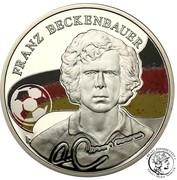 100 drams (Franz Beckenbauer) -  revers