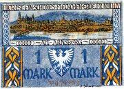 1 Mark (Arnsberg; Sparkasse Arnsberg) – revers