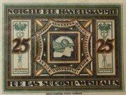 25 Pfennig Arnsberg, Handelskammer – revers