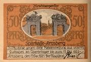 50 Pennig – avers