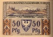 50 Pennig – revers