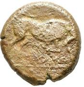 Bronze Æ21(Apri) – avers
