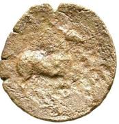 Bronze Æ21(Apri) – revers
