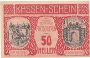 50 Heller (Artstetten) -  avers