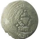 Akçe - al-Ṣāliḥ Ṣāliḥ I (Amid mint) – avers
