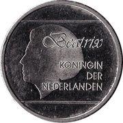 1 florin - Beatrix -  avers