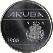 25 cents - Beatrix -  avers