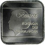 5 florin - Beatrix – avers