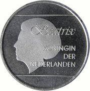 2½ florin - Beatrix -  avers