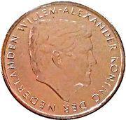 1 Florin - Willem-Alexander – avers