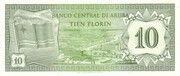10 Florin – avers