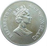 50 Pence Elizabeth II(Montreal Olympics) – avers