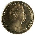1 Crown - Elizabeth II (Cimetière de la Somme) – avers