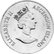 50 Pence (70th Birthday - Queen Elizabeth II) – avers
