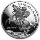 1 CROWN 2015 - Napoleon Bonaparte – revers