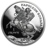 1 CROWN 2015 - Napoleon Bonaparte – revers