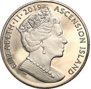1 Crown (Baliste Royal) – avers