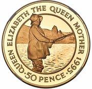 50 Pence – revers