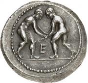 Statère d'Aspendos – avers