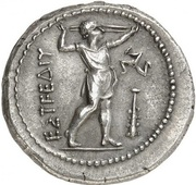 Statère d'Aspendos – revers