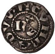 1 Denaro (1141-1220) – avers