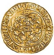 1 Scudo d'oro della Corona - Carlo d'Orléans – revers