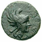 Bronze Æ17 (Seriphos) – avers