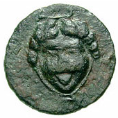 Bronze Æ17 (Seriphos) – revers