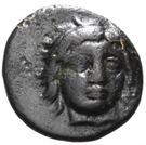 Bronze Æ14 – avers