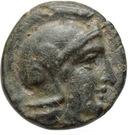 Bronze Æ11 (Astyra) – avers