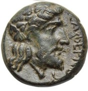 Bronze Æ11 (Astyra) – revers