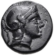 Chalkon (Astyra) – avers