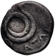 Drachm (Atarnios) – revers