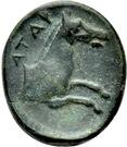 Bronze Æ11 – revers