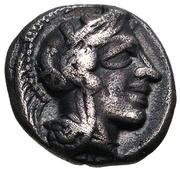Hemidrachm (Athens) – avers