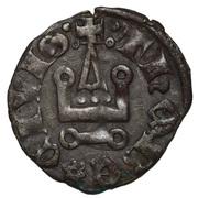 Denier - William I de la Roche (Thebes mint) – revers