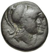 Bronze Æ15 (Attaleia) – avers
