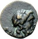 Bronze Æ9 (Attuda) – avers
