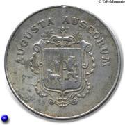 10 Centimes Ville d'Auch 1917 [32] – avers