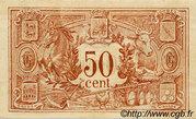 50 centimes - Chambre de Commerce d'Auch [32] – revers