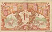 1 franc - Chambre de Commerce d'Auch [32] – revers
