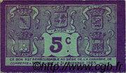 5 centimes - Chambre de Commerce d'Auch [32] – revers