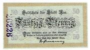 50 Pfennig (Aue) – avers