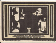 50 Pfennig (Auerbach) – revers