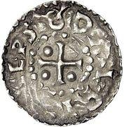 1 denar Ulrich – avers