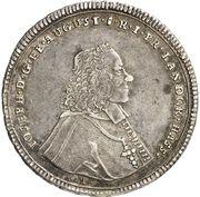 ¼ Thaler - Joseph von Hessen-Darmstadt – avers